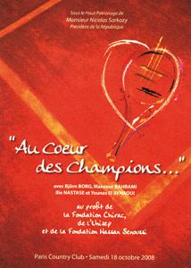 «Au coeur des champions» démarre ce samedi à Paris