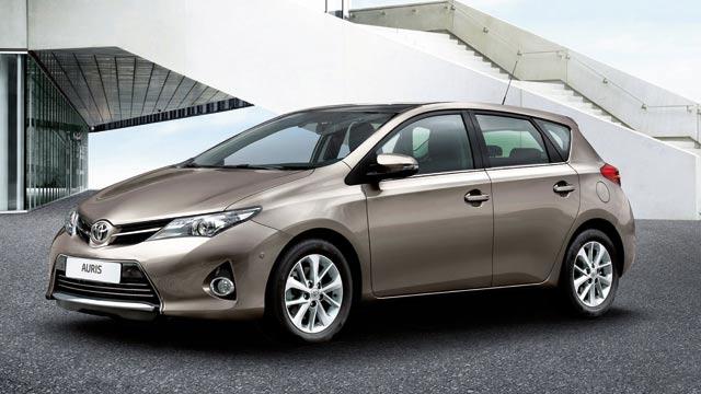 Toyota Auris : Du nouveau à tous les niveaux