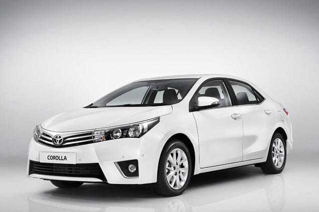 Toyota Corolla : Soirée rétro
