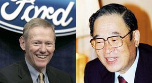 Toyota et Ford : une rencontre au sommet
