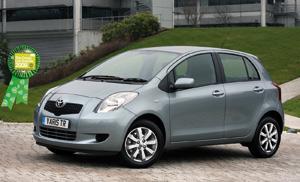 Toyota Yaris : Elue «Voiture écologique de l'Année»