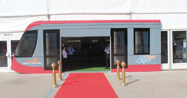 Casa Tramway ouvre les  portes de «Tram Expo»