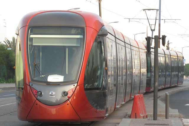 Seulement  50.000 passagers par jour pour  le tramway