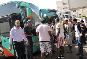 Accidents de circulation : Opération de communication directe à l'occasion de Aïd Al Adha
