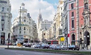 «Joussour-Puentes» fait escale à Malaga