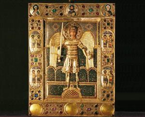 Les trésors de Byzance exposés à Londres