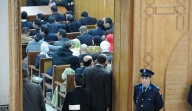 Kénitra: 2 mois  à 10 mois de prison contre  onze étudiants