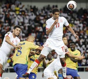 La Tunisie retrousse ses manches face au Cameroun