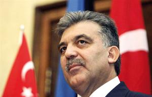 Première visite à Bagdad d'un chef d'Etat turc depuis 33 ans