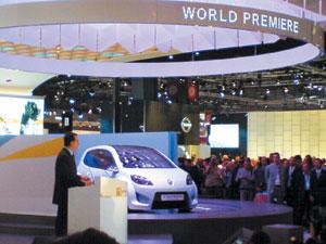 Les concepts Twingo et Koleos : la double surprise de Renault au Mondial