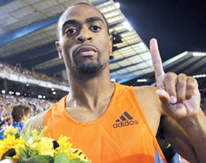 Athlétisme : Tyson Gay : Le nouveau patron du sprint mondial