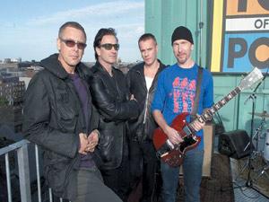 Horizons : Les ambitions immobilières de U2 dérangent