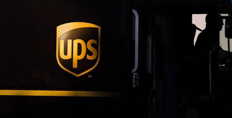UPS :  Une croissance générale du chiffre d'affaires