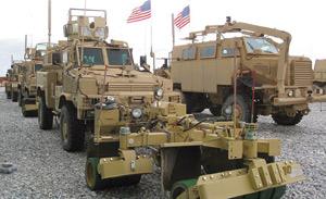 Les dépenses militaires mondiales ne connaissent pas de crise