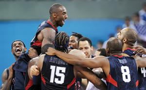 Basket-ball : Les Américains retrouvent le succès face aux Espagnols