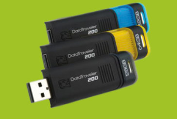 Les clés USB de 128 Go font leur apparition