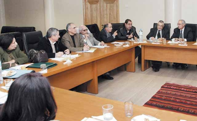 Divergences sur l implication de parties externes dans les préparatifs : Le 9ème congrès de l USFP se dirige vers le report