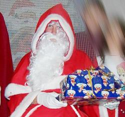 Nouvel an : une fête et des cadeaux