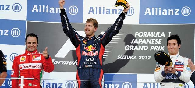 Formule 1 : Des surprises à Suzuka