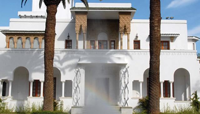 Eclosion VII, à la Villa des arts de Rabat