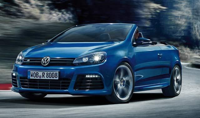 Volkswagen Golf R Cabriolet : A l aiR libre