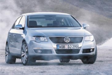 VW Passat : Montée en gamme
