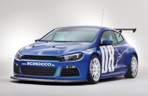 Le bolide : Volkswagen Scirocco GT24 Concept