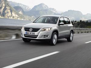 Volkswagen Tiguan: Le versatile