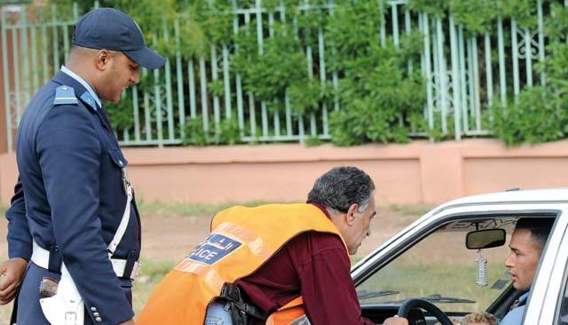 Plus de 6.200 véhicules verbalisés en une semaine à Casablanca