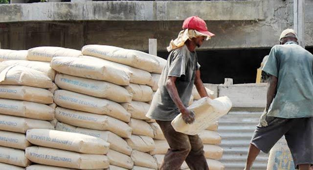 Consommation de ciment: Un net repli  en septembre