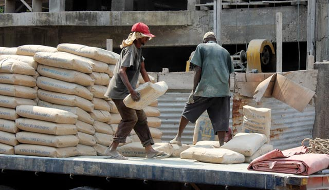 Ventes de ciment à fin août 2014: Timides signes de reprise…