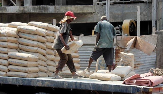 Ventes de ciment à fin septembre 2014: La morosité persiste…