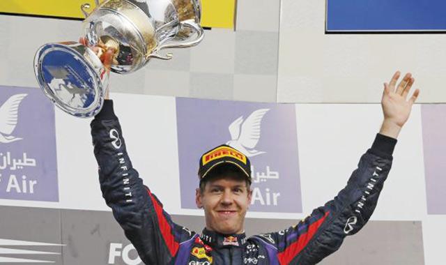 F1-GP Singapour  : Vettel affole encore une fois les compteurs