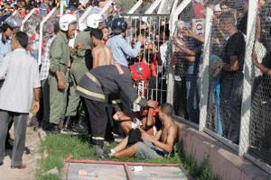 Un comité national contre le hooliganisme