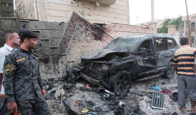 L Irak secouée par une vague d attentats