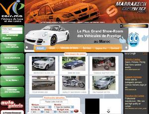 Vipcars.ma: Le premier portail des automobiles de luxe au Maroc