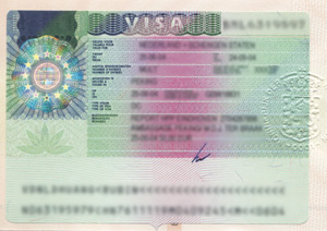 Visa Schengen : Premier passage obligatoire par le pays de délivrance