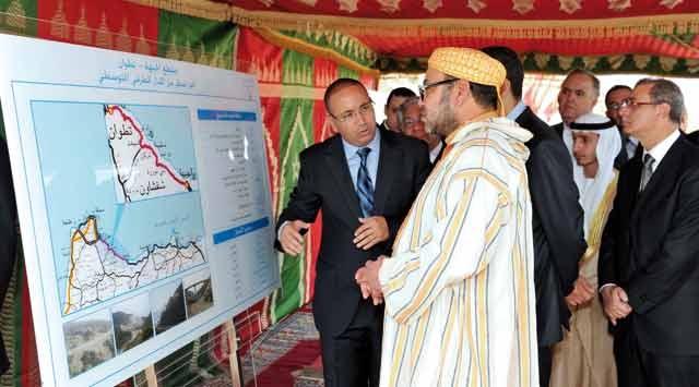 Une infrastructure de 7,2 milliards de dirhams : La rocade méditerranéenne inaugurée par SM le Roi Mohammed VI