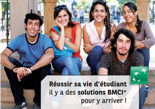 BMCI accompagne les étudiants marocains