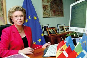 La France juge pas convenable un dérapage de Reding