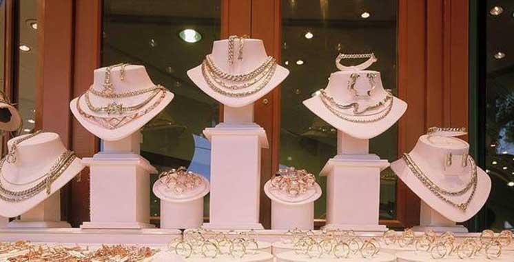 Vol de bijouteries à Dakhla : six suspects arrêtés et les bijoux retrouvés