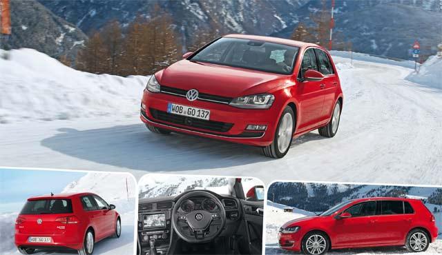 Volkswagen Golf : Retour d un mythe