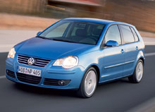 Volkswagen Polo 1.9 SDi : Une question de blason