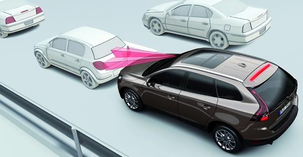 Volvo : La sécurité est une priorité