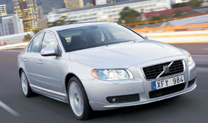 Volvo S80 3.2 l, une bourgeoise anonyme
