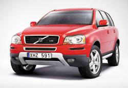 Volvo XC90 «Sport» : Séance de bodybuilding