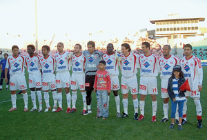 Ligue arabe des champions : Le Wydad renoue avec la victoire