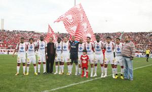 Tournoi international d'Abha 2010 : le Wydad affronte Al Hilal et Santos FC