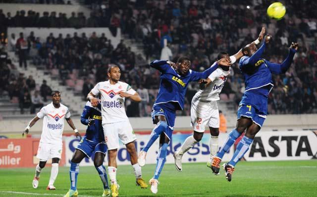 Coupes africaines de football : Le FUS et le WAC comme prévu