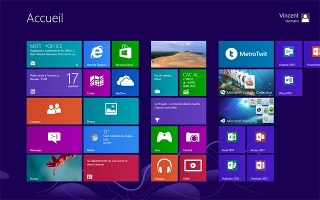 Microsoft intègre l'amazigh à son futur système d'exploitation Windows 8